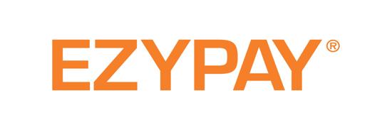 Ezypay logo white background