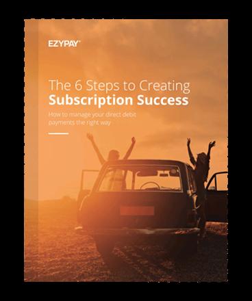 Ezypzy 6 steps Subscription Success Ebook