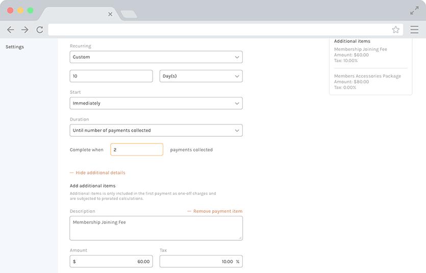 1Subscription_Payment_Platform